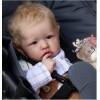 22'' Reborn Saskia Baby Boy Jad, Handmade Realistic Doll Present Toy