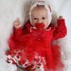 22'' Latest Reborn Doll Shop Baby Lillian, Reborn Doll Girl Gift Toy