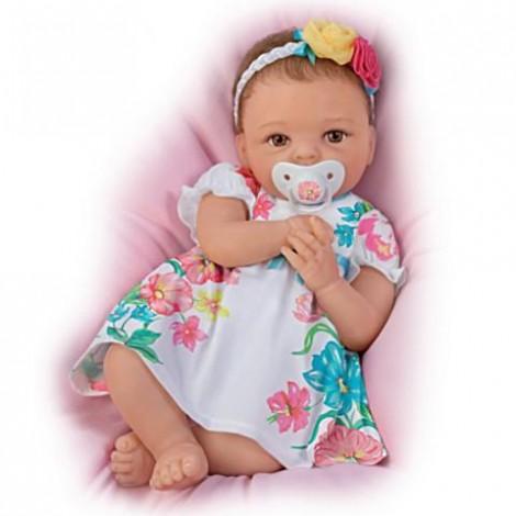 22'' Reborn Doll Shop Moore Reborn Baby Doll