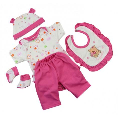 Doll Clothing Suit for 17 '' Reborn Baby Doll