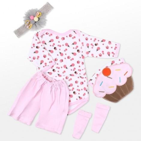 "20""- 22"" Reborn Doll Girl Baby Clothing sets"