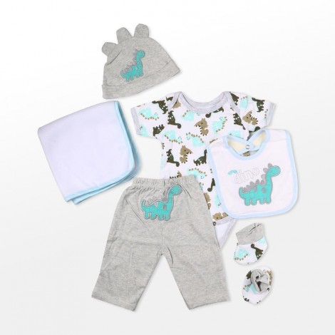 """Reborn Dolls Baby Clothes Dinosaur Outfit for 20""""- 22"""" Reborn Doll Girl Baby Clothing sets"""