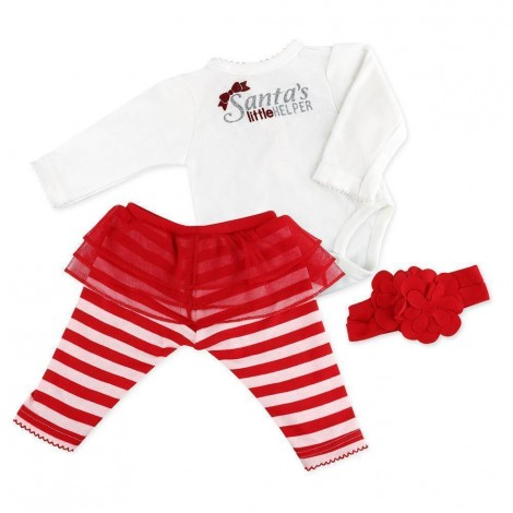17''Baby Doll clothes Outfit Set