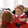 21'' Lovely Larsson Reborn Baby Doll Girl- Great for Birthday Present
