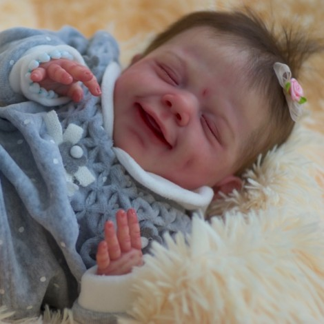 20'' Kids Reborn Lover Margot Reborn Baby Doll Girl