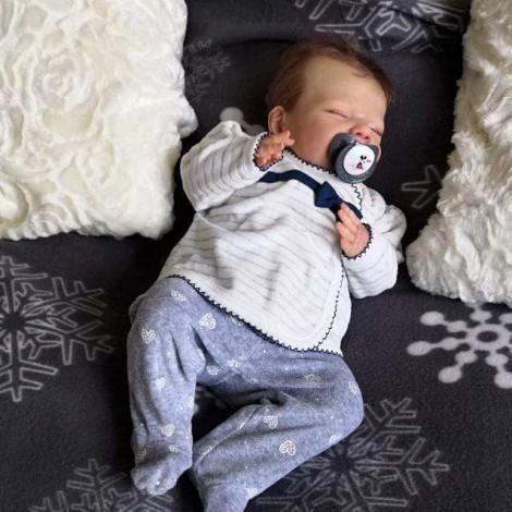 20'' Kids Reborn Lover Liam Reborn Baby Doll