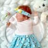 20'' Kids Reborn Lover Talia Reborn Baby Doll Toy