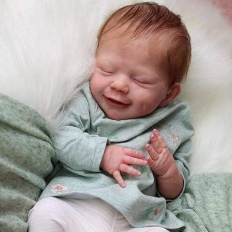 20'' Kids Reborn Lover Maddison Reborn Baby Boy Doll