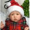 """22"""" Kids Play Gift Eva Lifelike Reborn Baby Doll-Best Christmas Gift"""