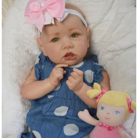 22'' Bendea  Touch Real Reborn Baby Doll