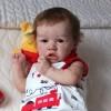22'' Handmade Reborns  Rylee Reborn Baby Doll Boy Toy