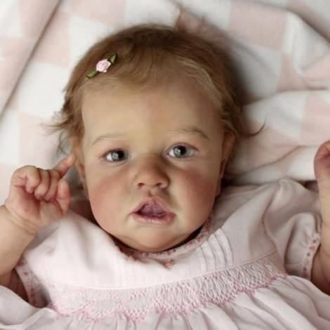 22'' Kids Reborn Lover Kayla Reborn Baby Doll