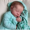 20 ''  Lifelike Melissa Sleeping Reborn Baby Boy Dolls