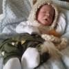 17.5'' Truly  Sim Truly Reborn Baby  Doll