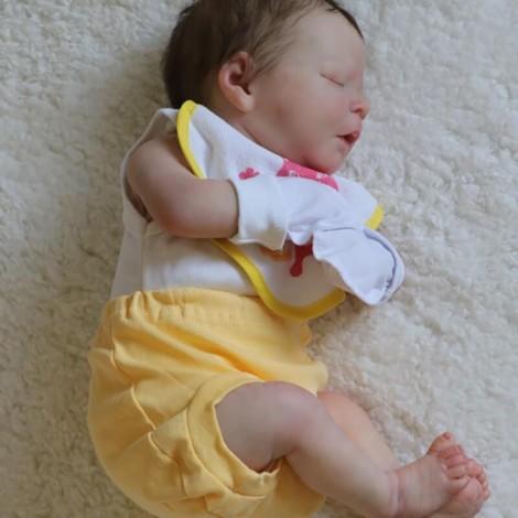Lifelike 17.5'' Maren Reborn Baby Doll Boy