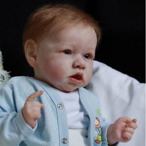 22'' Kids Reborn Lover Nova Reborn Baby Doll Boy Toy