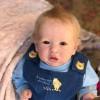 Creepy 22'' Adames Reborn Baby Doll Newborn Boy