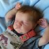 20 '' Sweet Bertin Handmade Reborn Baby Boy
