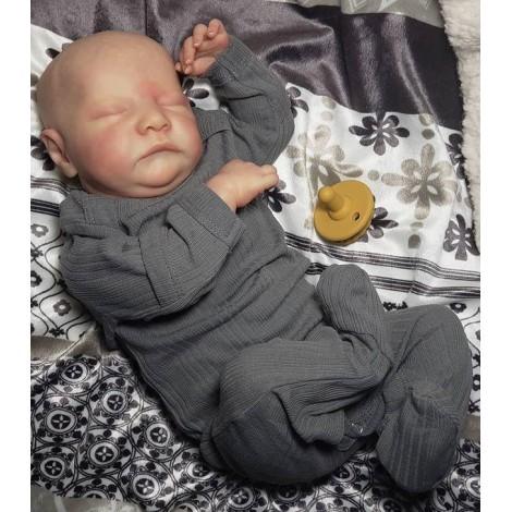 20 '' Sweet Realistic Marfin Handmade Reborn Baby Boy