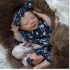 20 '' So Truly Real Reborn April Baby Boy Doll Named Kinley- Lifelike Soft Vinyl Doll Children Gifts
