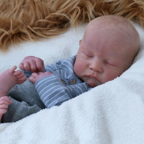 20'' Kids Play Gift   Myers Reborn Baby Doll Boy