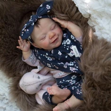 20'' Kids Play Gift Kinley Reborn Baby Doll Boy