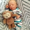 Lifelike 17.5'' Kimber Reborn Baby Doll Boy