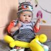 22'' Kids Reborn Lover  Reed   Reborn Baby Boy Doll Toy