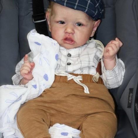 22'' Truly Emiliano Reborn Baby Doll Boy - Best  for Kid Gift