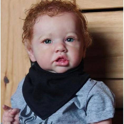 """22"""" Oscar Truly Reborn Baby Doll Boy"""