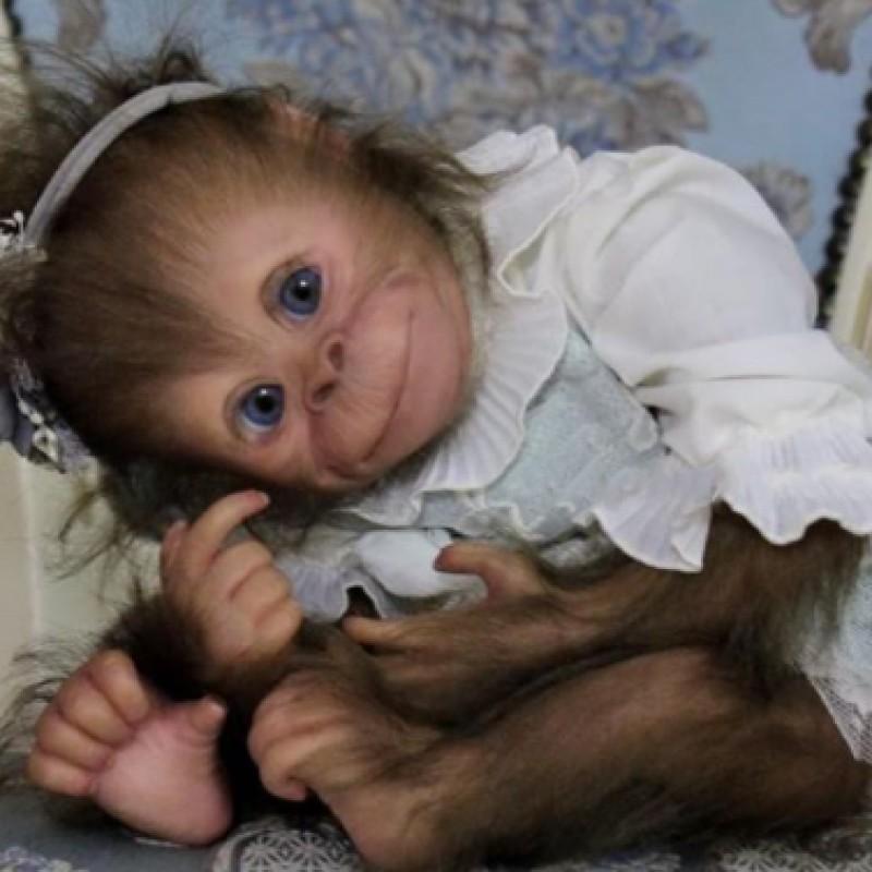 Real Lifelike Baby M...