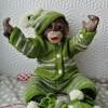 Patricia Realistic Naughty Baby Monkey Doll