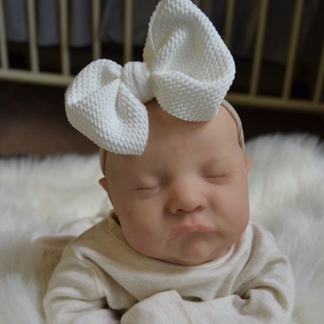 20 '' Truly  Sluss Handmade Reborn Baby Girl