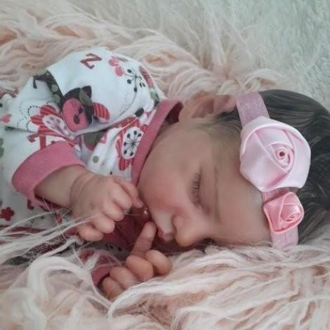 17'' SoftTouch Gabriela Reborn Baby Doll Girl
