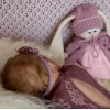 17'' SoftTouch Lifelike Realistic  Paislee Reborn Baby Doll Girl