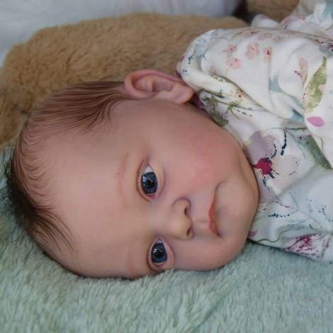 18'' Izellah Realistic Reborn Baby Girl Doll