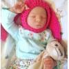 """19.5"""" Suzzane Realistic Reborn Baby Girl"""