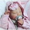 19.5''  Conchita Realistic Reborn Baby Girl