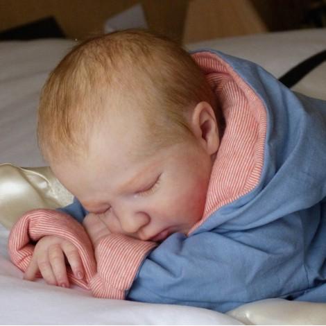 19.5 '' Harry Realistic Reborn Baby Boy