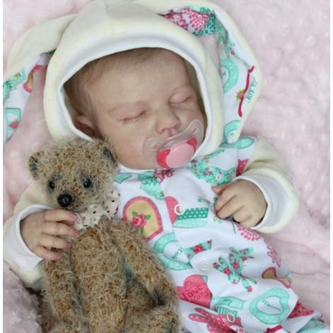 "20""  Chrissy Realistic Reborn Baby Girl"
