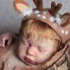 "20"" Laele Realistic Reborn Baby Girl"