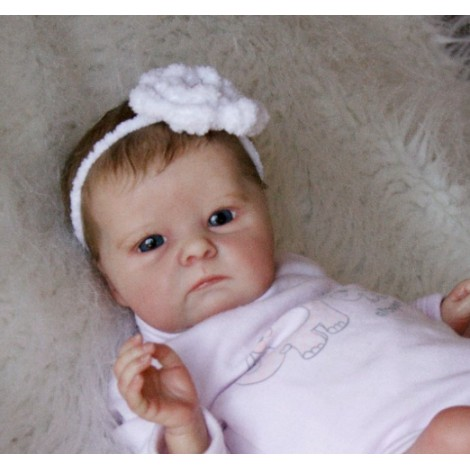 "18"" Maile Realistic Reborn Baby Girl"
