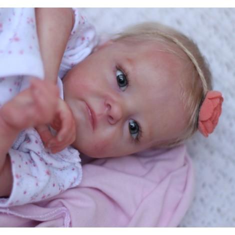 "18"" Brittni Realistic Reborn Baby Girl"