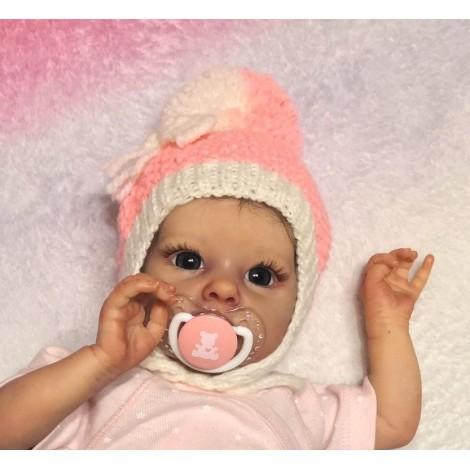 "18""  Norma Realistic Reborn Baby Girl"