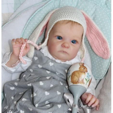 """18"""" Felicia Realistic Reborn Baby Girl"""
